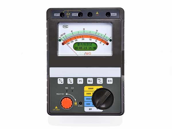 BC2010 智能雙顯絕緣電阻測試儀