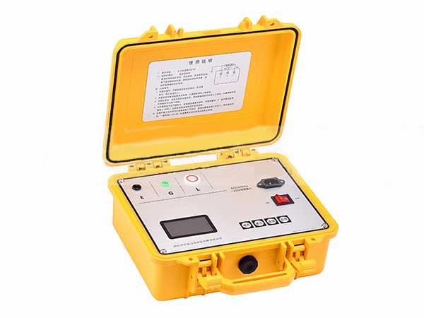 DF2678A 水內冷發電機絕緣電阻測試儀
