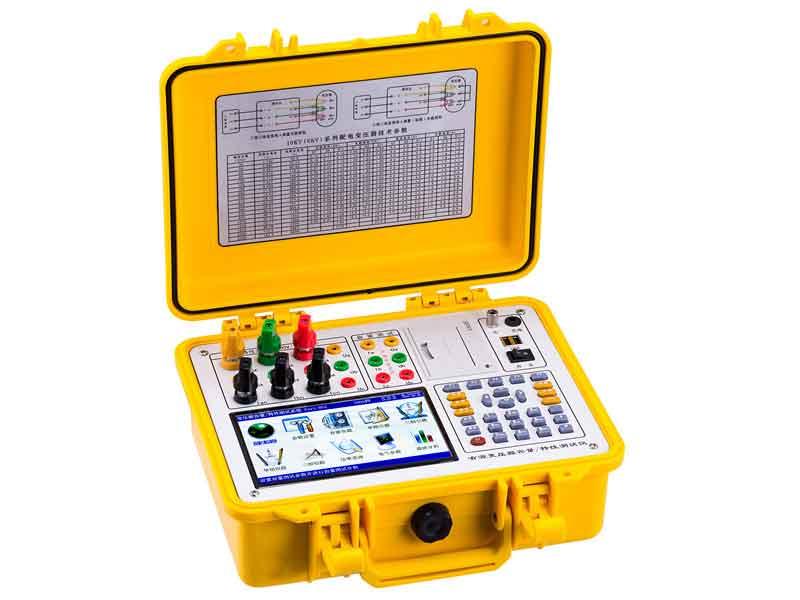 DFRS-H 變壓器容量及損耗特性測試儀