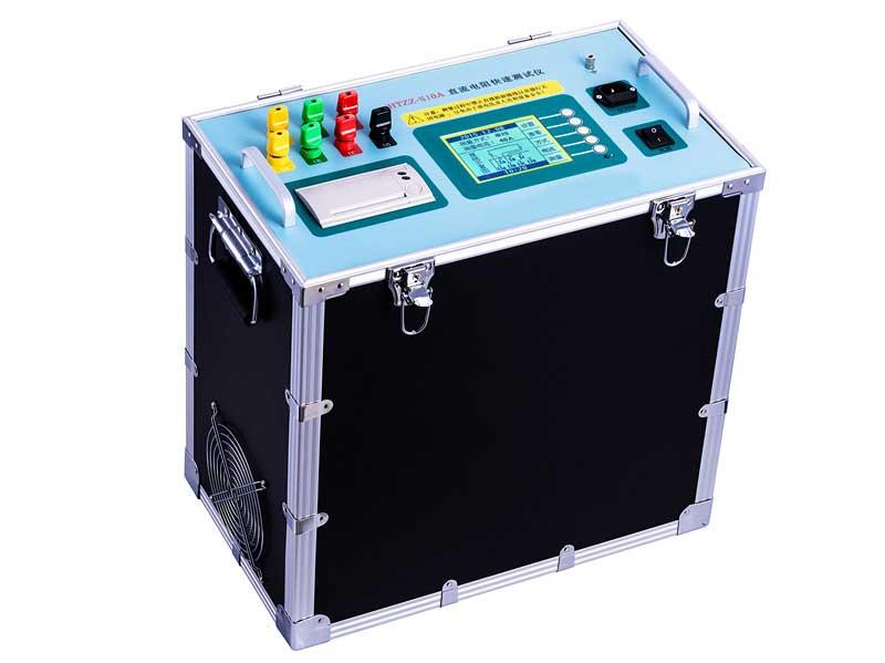 DFZZ-S10A 三回路直流電阻測試儀