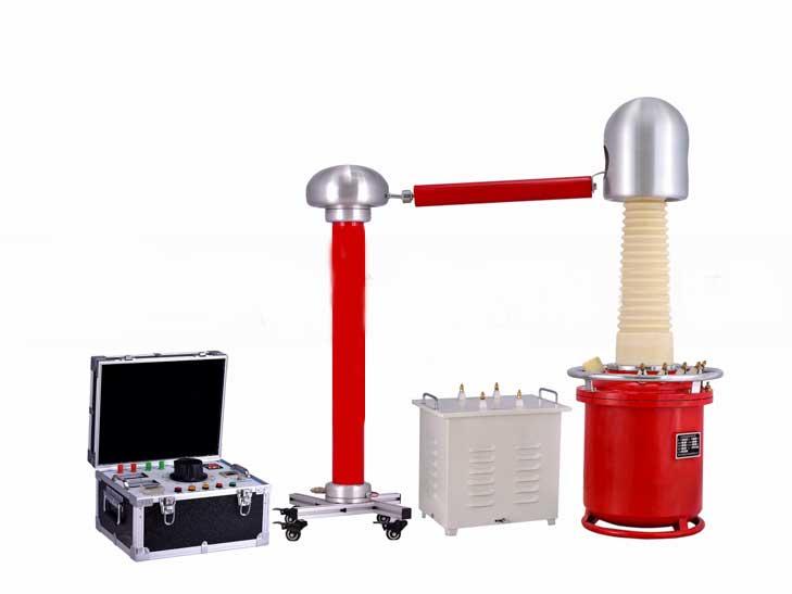 DFWJF系列 無局放耐壓試驗裝置