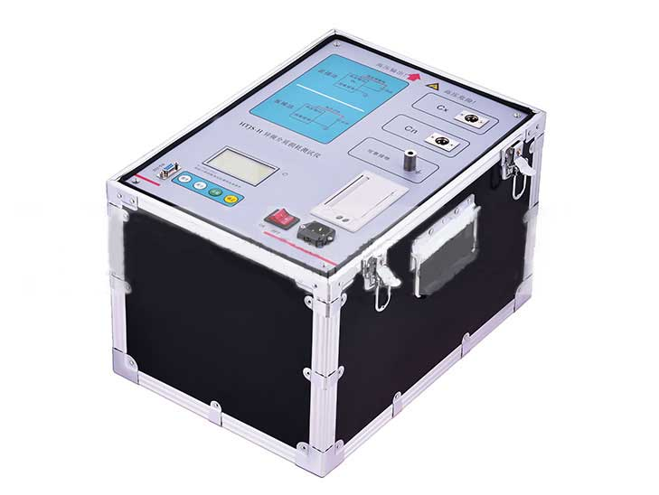 DFJS-H 異頻介損測試儀