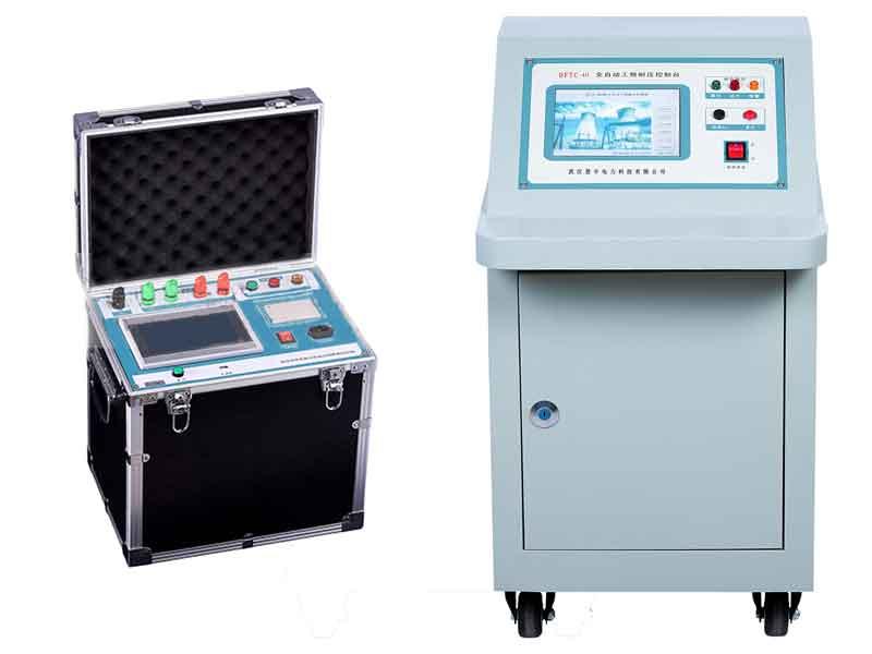 DFTC-V 智能型調壓控制箱/臺